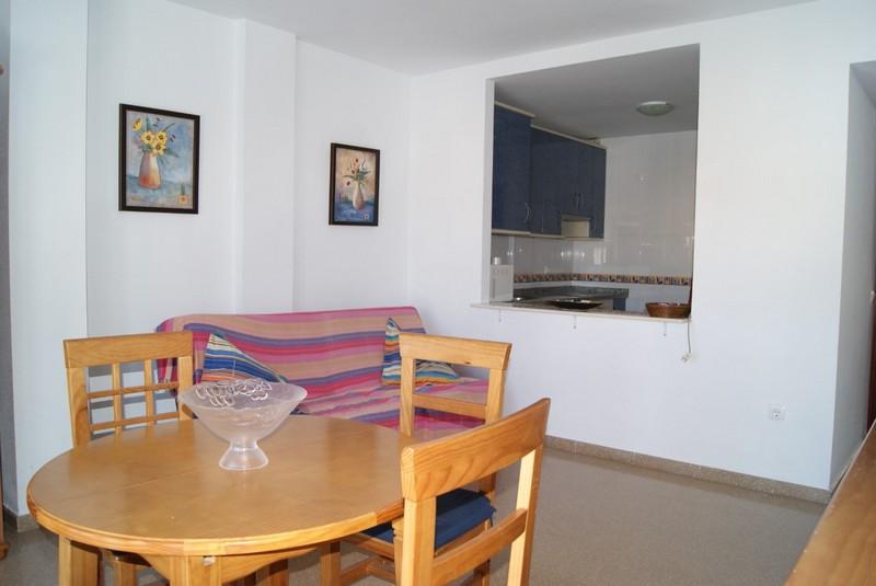 Apartamento 1 dormitorio para todo el Año